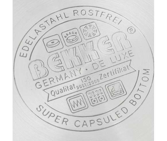 Кастрюля Bekker BK-1723 (3,2 л)