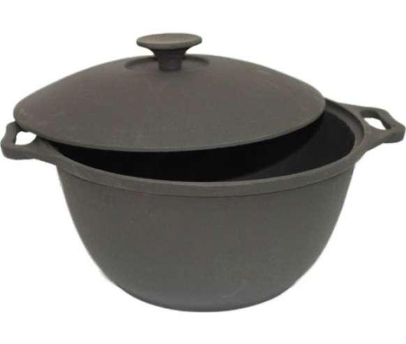 """Кастрюля """"Катюша"""" со крышкой сковородой (6,0 л)"""