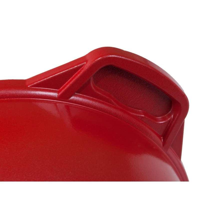 Кастрюля-жаровня со стеклянной крышкой Kukmara (4 л)