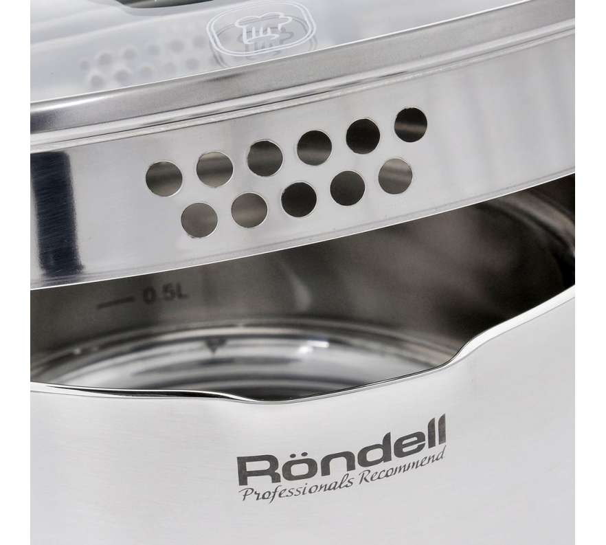Кастрюля Röndell RDS-741 (3,4 л)