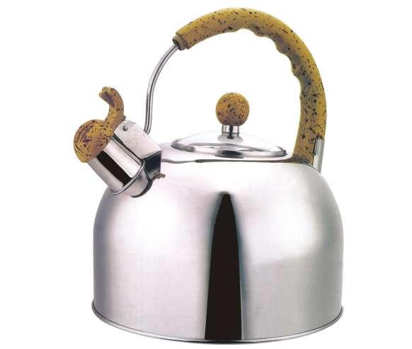 Чайник со свистком Bekker BK-S335 (4,5 л)