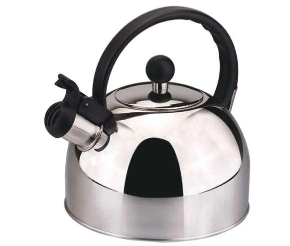 Чайник со свистком Bekker BK-S340 (2,5 л)