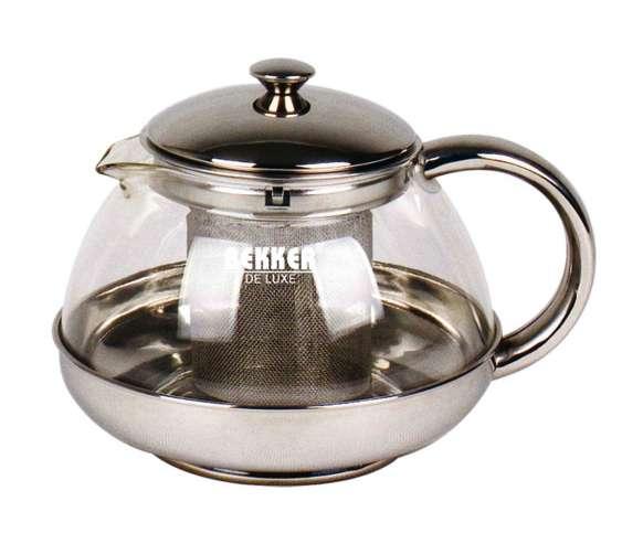 Чайник заварочный Bekker BK-399 (1000 мл)