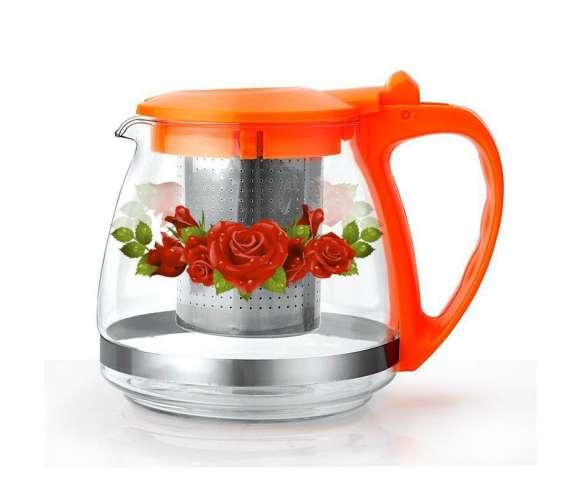 Чайник заварочный Bekker BK-7624 (1 л)