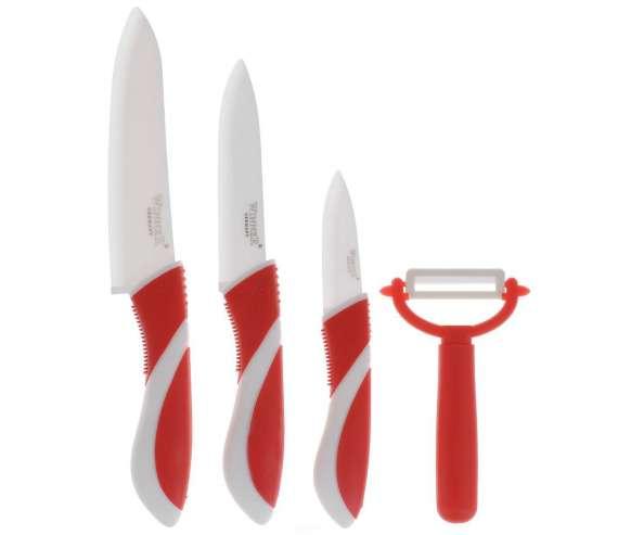 Набор керамических ножей Winner WR-7345