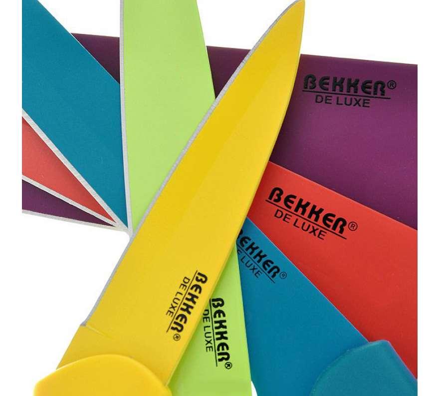 Набор ножей Bekker BK-8411