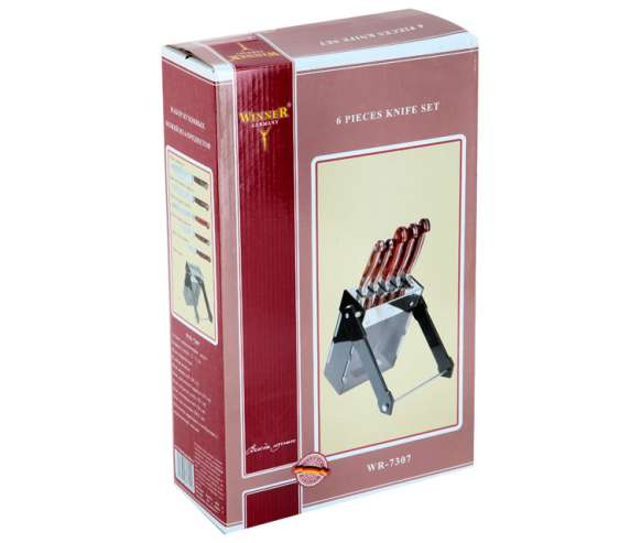 Набор ножей Winner WR-7307
