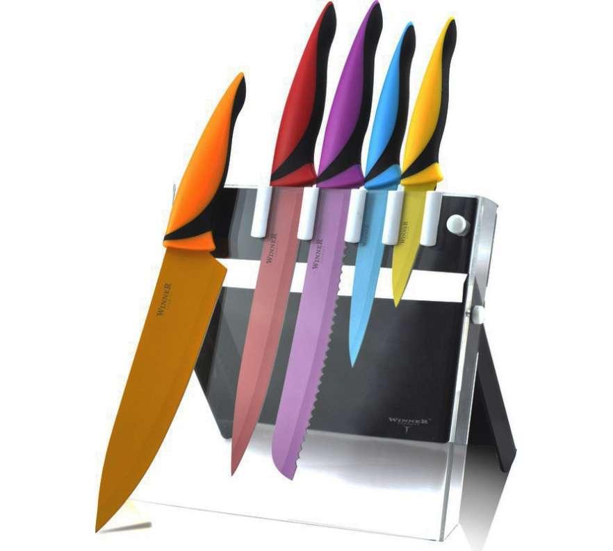 Набор ножей Winner WR-7327