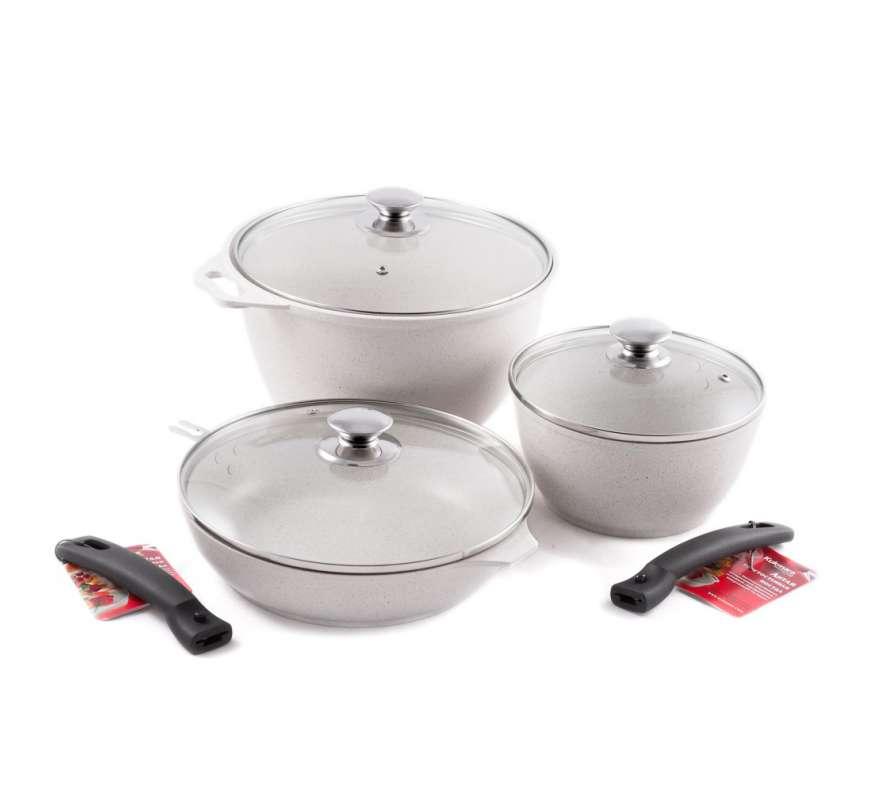 Набор кухонной посуды Kukmara
