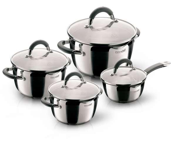 Набор посуды Röndell RDS-040