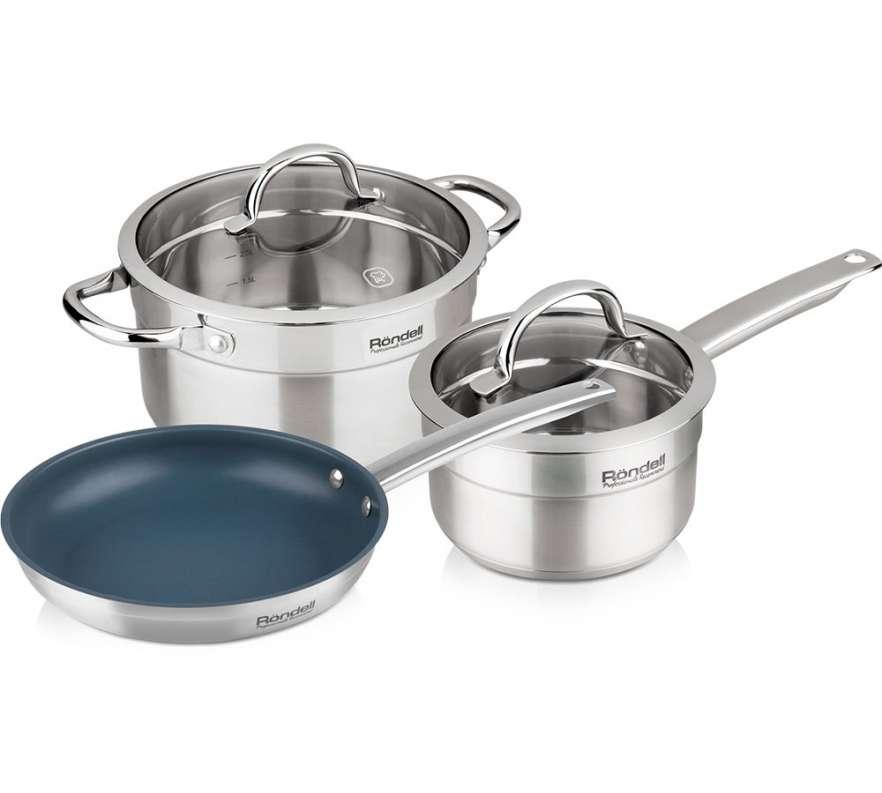Набор посуды Röndell RDS-138