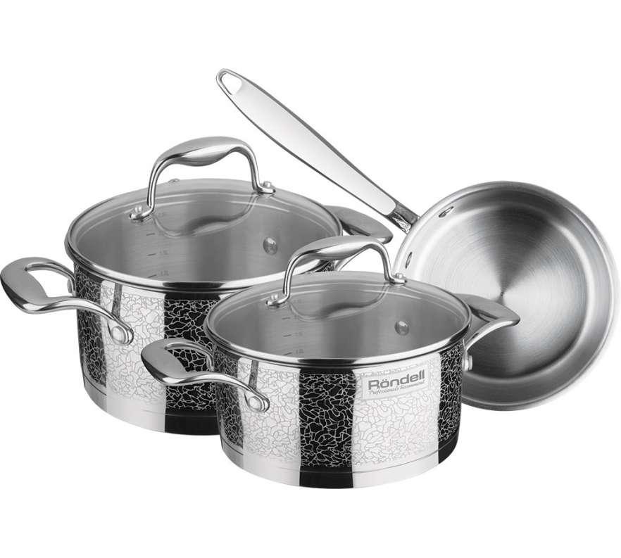 Набор посуды Röndell RDS-379