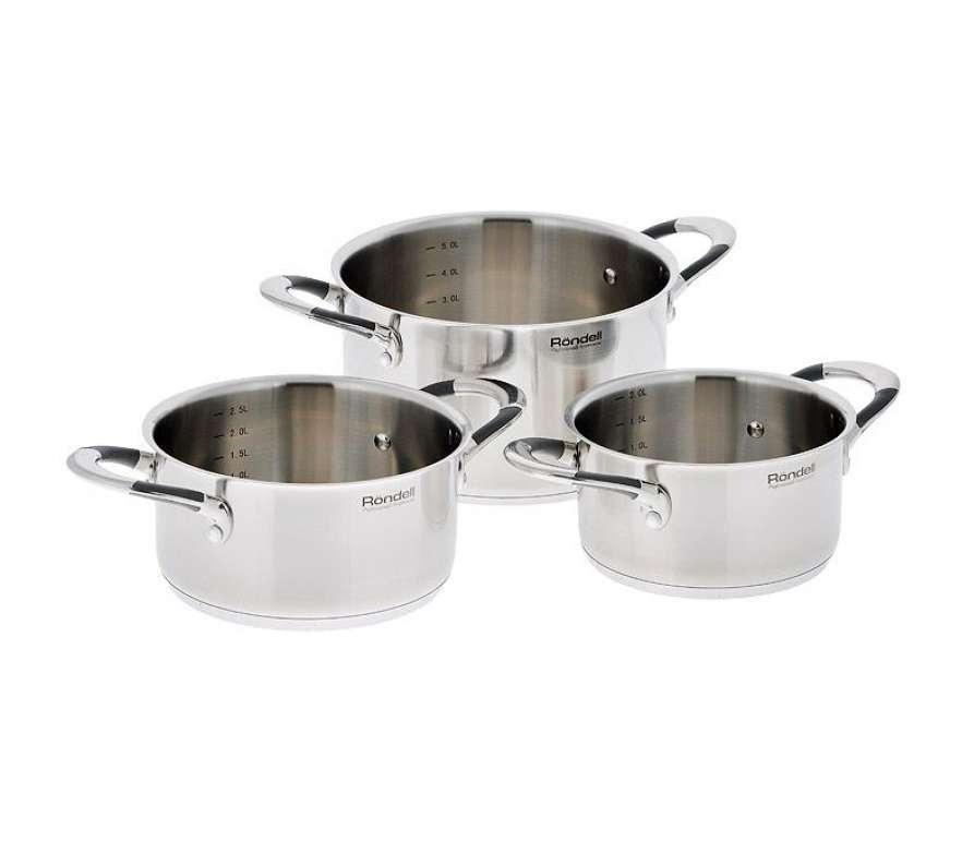 Набор посуды Röndell RDS-501