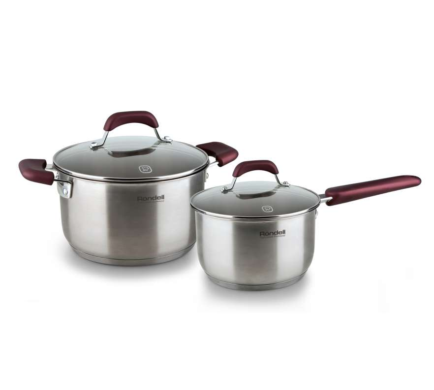 Набор посуды Röndell RDS-821