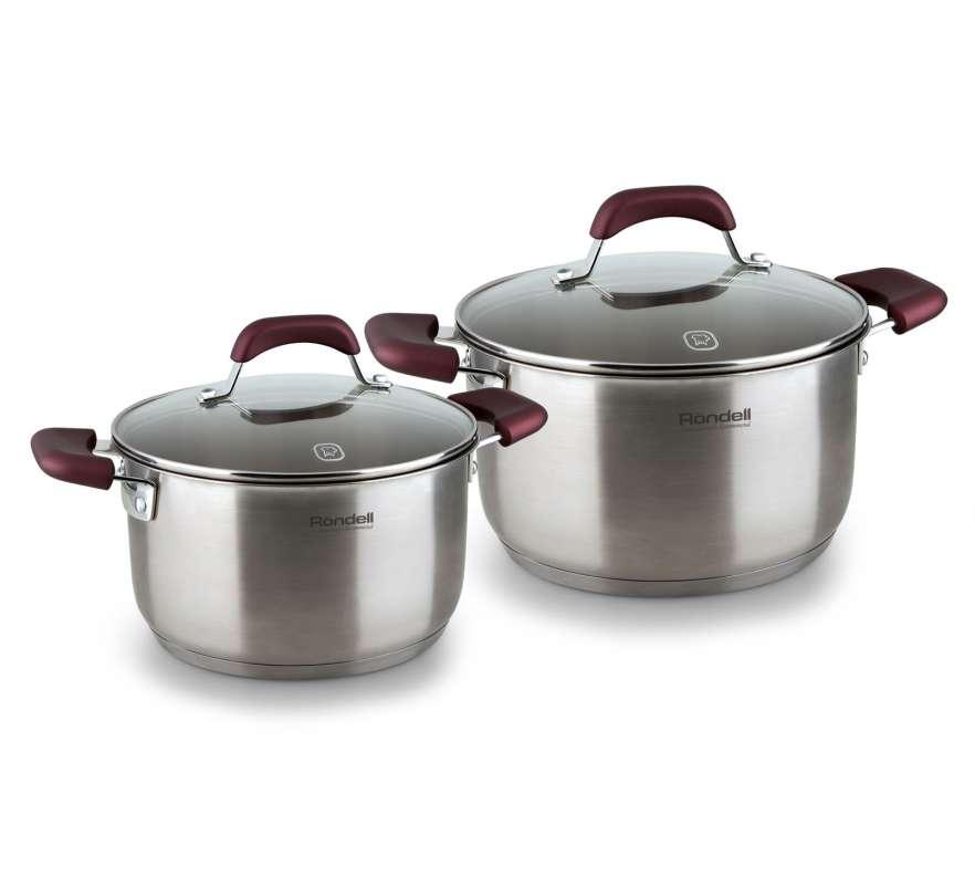 Набор посуды Röndell RDS-824