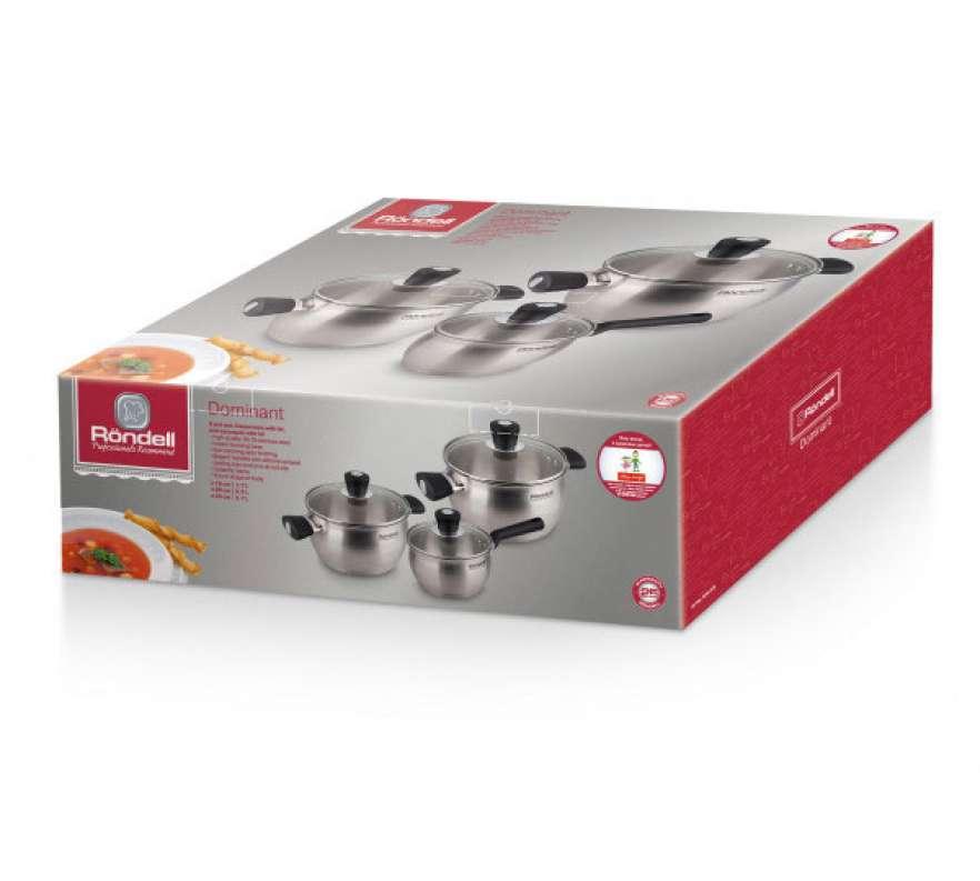 Набор посуды Röndell RDS-825